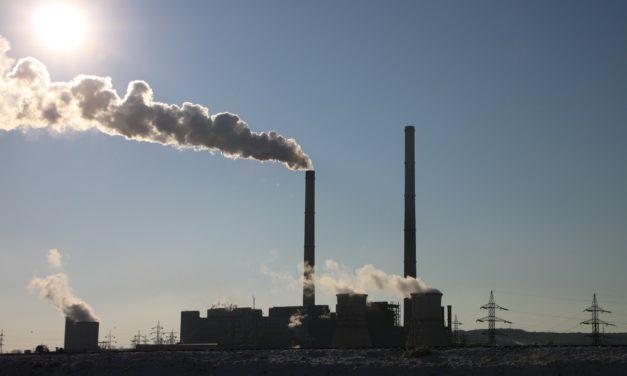 CO2 Konzentration erheblich höher als in den letzten 800.000 Jahren
