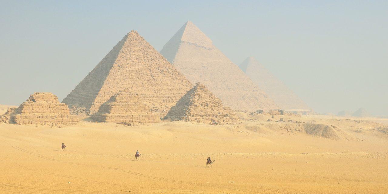 Was es kosten würde, die Cheops-Pyramide heute zu errichten