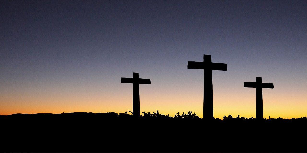 Werden heute noch Menschen gekreuzigt?