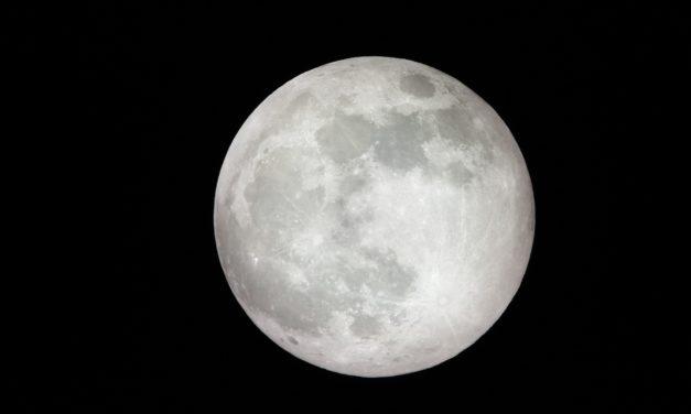 Kann man auf dem Mond Bergbau betreiben?