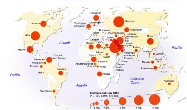 Mexiko gilt als der zehntgrößte Erdölproduzent mit einer seit Jahren stabilen Erdölproduktion von rund 2,7 Mio. Barrel (1 Barrel sind umgerechnet knapp Liter) pro Tag. Unter den westlichen.