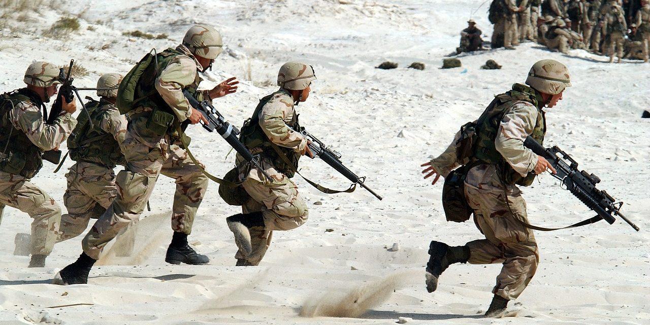 Die Zukunft des Militärs: Soldaten sollen nicht mehr denken