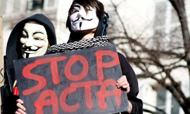 CETA: ACTA kommt nun doch durch die Hintertür