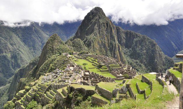 Rätsel von Machu Picchu jetzt endlich gelöst?