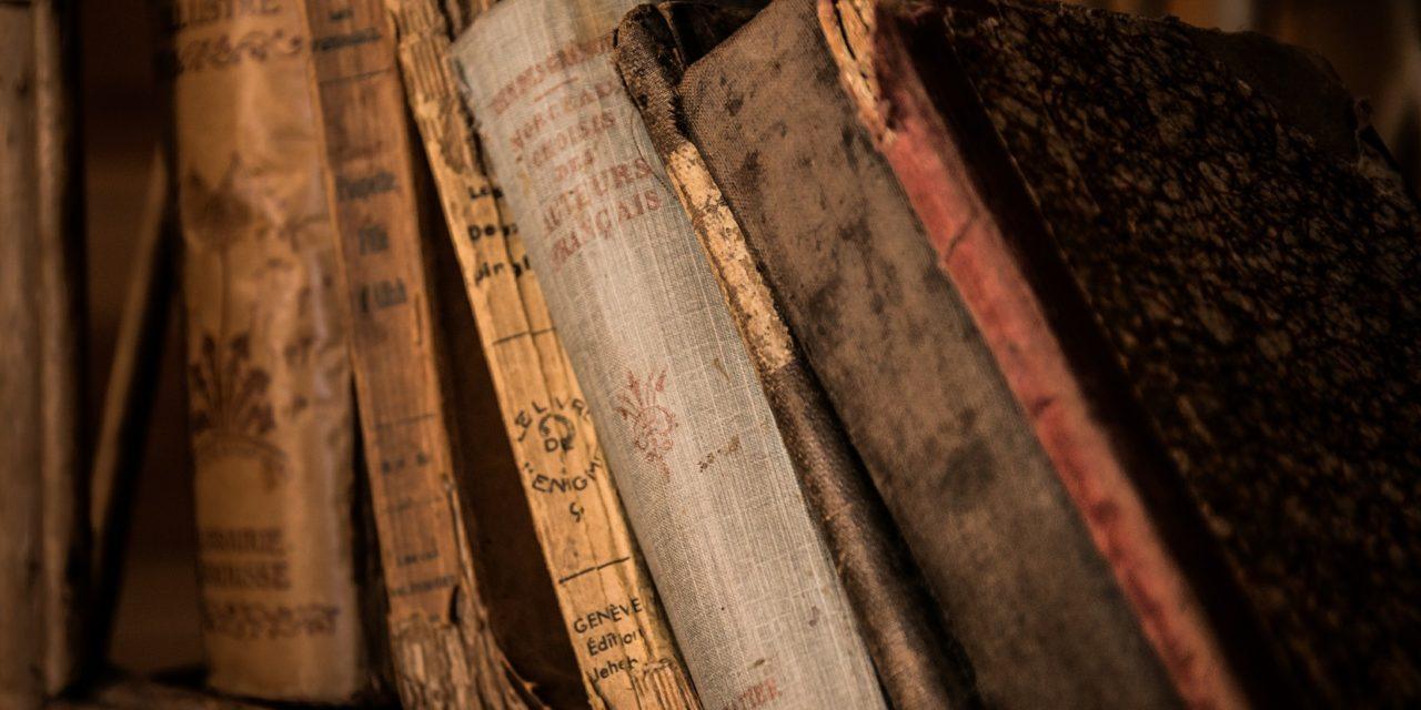 Die europäischen Klassiker – Bücher die Geschichte schrieben